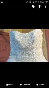 Casablanca B60 Wedding Dress