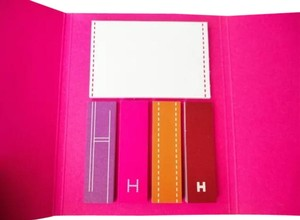 Hermès Hermes Post It Notes