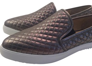 Vince Camuto Metellic Taupe Flats
