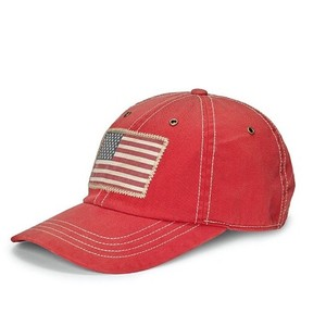 Polo Ralph Lauren Polo Ralph Lauren Flag Patch Chino Cap