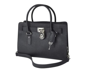 Michael Kors Satchel in Dark Dune