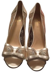 Kate Spade cream Sandals