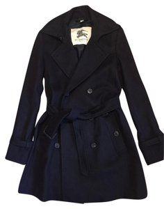 Burberry London Trench Wool Cashmere Burberry Trench Coat