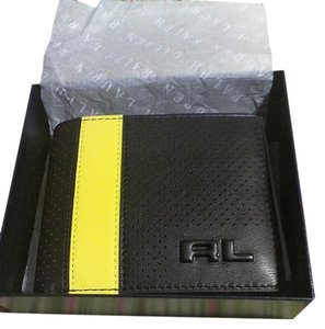 Ralph Lauren Men's Ralph Lauren Racing Car Wallet