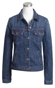 J.Crew Bluejean Womens Jean Jacket
