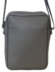Lacoste BLACK Messenger Bag
