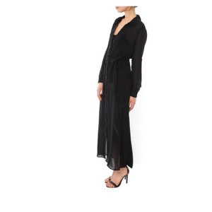 Black Maxi Dress by David Lerner