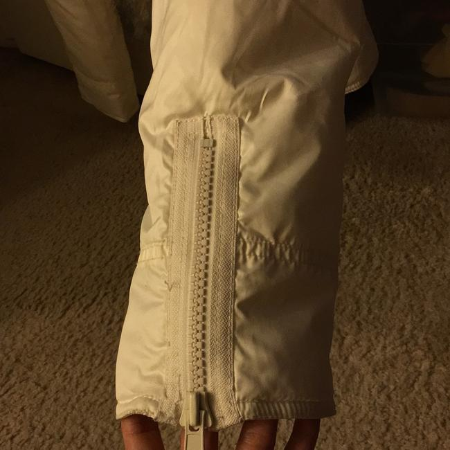 Gsus Industries Imported Made In Holland Winter white Jacket Image 2