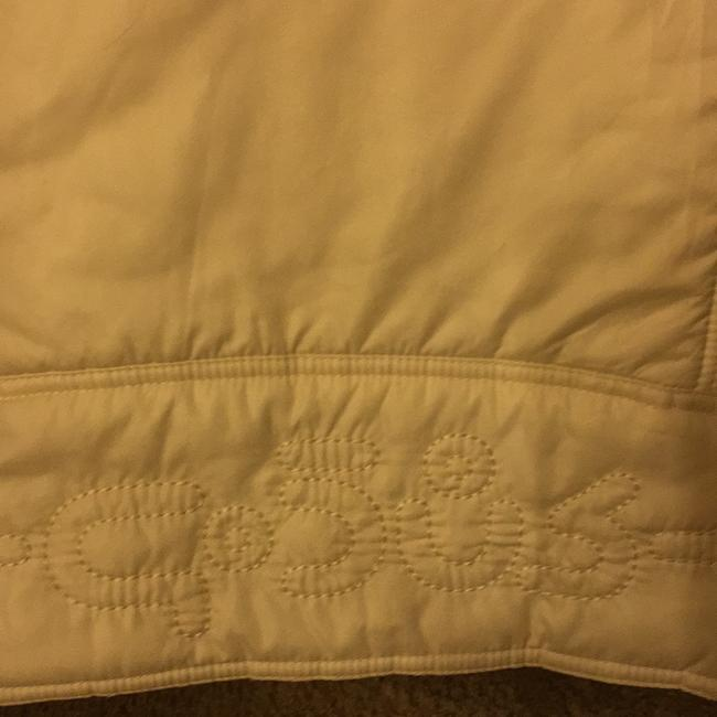 Gsus Industries Imported Made In Holland Winter white Jacket Image 5