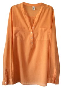 Old Navy Top Tangerine