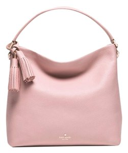 Kate Spade Orchard Street Small Natalya Leather Tassel Detail Shoulder Bag