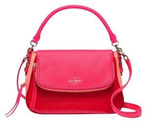 Kate Spade Cobble Hill Deva Pebbled Leather / Cross Body Bag