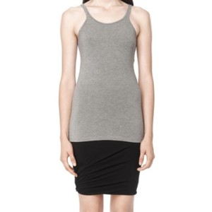 Alexander Wang Top Heather Grey