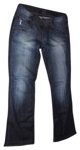 Hudson Jeans Boot Cut Jeans-Medium Wash