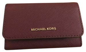 Michael Kors Michael Kors Jet Set Card Case