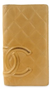 Chanel Cambon Vertical Bifold