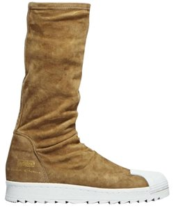Rick Owens Brown Boots