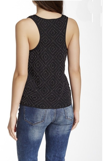 Search for Sanity Beaded Embellished Top Black Image 1
