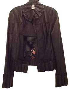 Diane von Furstenberg Leather Jacket