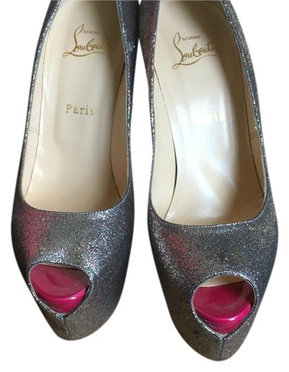 Christian Louboutin Sparkle, goes with everything Platforms Image 2