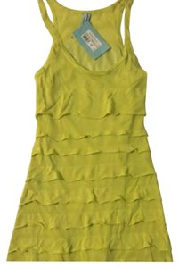 Guess By Marciano short dress Lime green on Tradesy