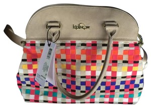 Kipling Satchel in Multi