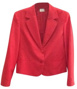 United Colors of Benetton Chic Classic Red Blazer