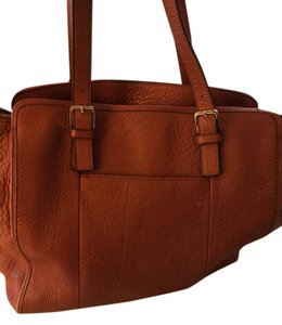 Isaac Mizrahi Tote in British Tan