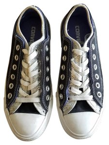 Converse black/silver Athletic