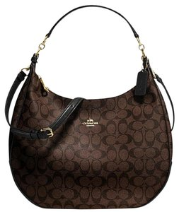 Coach New Brown Hobo Bag