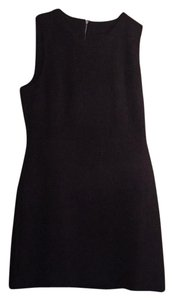 Madewell short dress Black on Tradesy