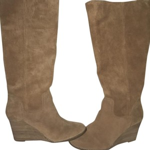 Lucky Brand Honey oiled (camel) Boots