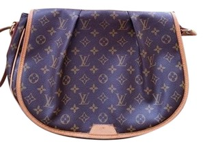 Louis Vuitton Menilmontant Lv Cross Body Bag
