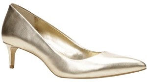 Ann Taylor Gold Pumps