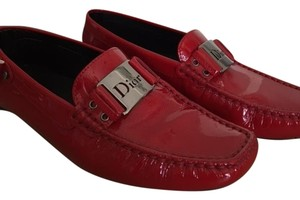 Dior Red Flats