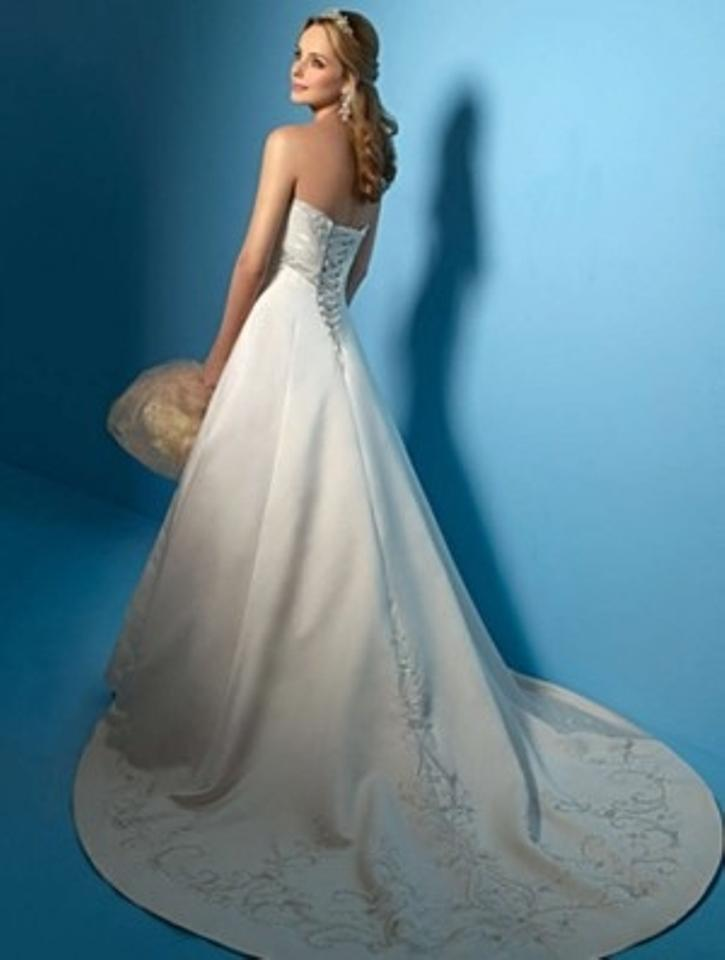 Alfred angelo 2009 wedding dress on sale 25 off for Angelo alfred wedding dresses
