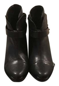 Rag & Bone Leather Classic Black Boots