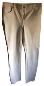 Chico's Skinny Pants Cream