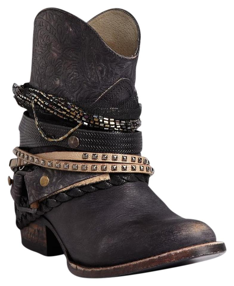 WOMEN FreeBird Black Mezcal Boots/Booties Won highly esteemed home and widely trusted at home esteemed and abroad a5ec04