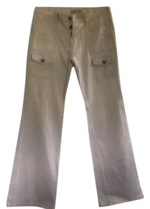 Max Studio Cargo Pants Tan
