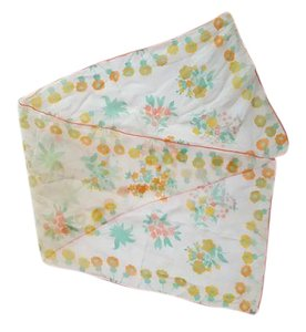 Other 1960's vintage floral silk scarf