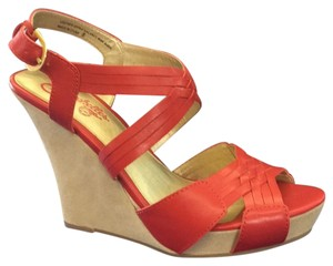 Seychelles Red Wedges