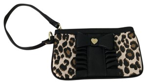 Betsey Johnson Wristlet in Multi