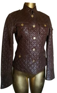 Tory Burch Quilted Military Jacket