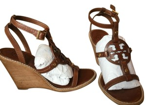 Tory Burch Almond Platforms