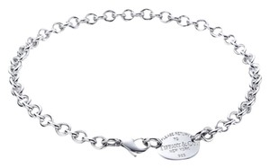 Tiffany & Co. Return To Tiffany Oval Choker