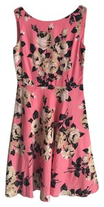 Betsey Johnson short dress Pink Floral Party on Tradesy