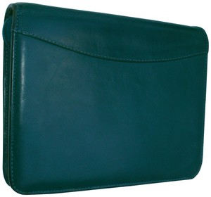 Franklin Covey Franklin Quest Vintage Nappa Leather Compact Planner Binder Made USA