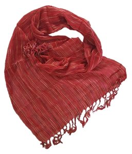 Silk handwoven scarf from Namibia