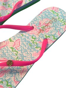 Lilly Pulitzer Lobstah Roll Sandals